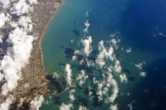 La Sicile Photo libre de droits