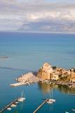 La Sicile, Italie Photos libres de droits