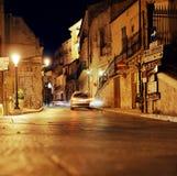 La Sicilia fotografia stock libera da diritti
