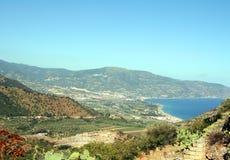 La Sicilia Immagine Stock Libera da Diritti