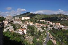 La Sicilia - l'Italia Immagini Stock Libere da Diritti