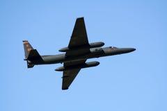 La signora del drago di Lockheed U-2 Immagini Stock Libere da Diritti
