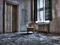 La silla Foto de archivo