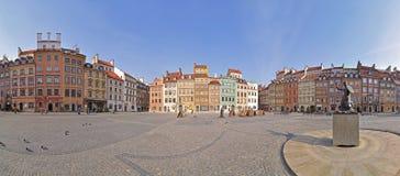 La sirena di Varsavia Immagini Stock Libere da Diritti
