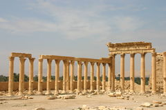 La Siria Immagini Stock