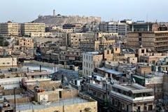 La Siria - Aleppo Immagini Stock Libere da Diritti