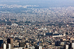 La Siria - Damasco fotografie stock libere da diritti