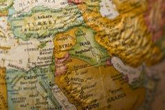 La Siria Medio Oriente Immagine Stock