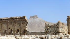 La Siria - Palmira immagine stock libera da diritti