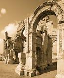 La Siria - Palmyra (Tadmor) Fotografia Stock Libera da Diritti