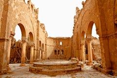 La Siria - Rasafa fotografie stock libere da diritti