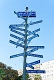 LA Sister Cities Royalty Free Stock Photos