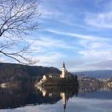 La Slovénie Photos libres de droits