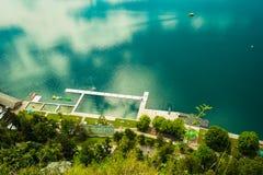 La Slovenia Fotografia Stock Libera da Diritti