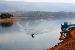 Tapola mini Kashmir the best holiday destination stock images