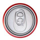 La soda bebe las latas Imágenes de archivo libres de regalías