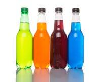 La soda multicolore beve la I Immagini Stock
