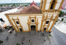 La Soledad Catholic Church-Camaguey,Cuba Royalty Free Stock Photography