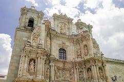 La Soledad de Basílica de Nuestra Señora de Oaxaca, México Imagem de Stock