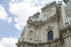 La Soledad de Basílica de Nuestra Señora de Oaxaca, México Fotografia de Stock Royalty Free