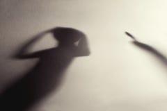 La sombra Fotos de archivo libres de regalías