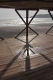La sombra Abstracción Fotografía de archivo