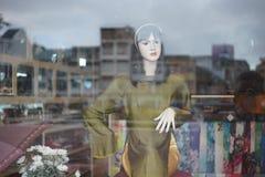 La sombra de la ciudad fotografía de archivo libre de regalías