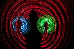 La sombra rodden Imágenes de archivo libres de regalías