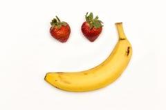 La sonrisa sarcástica Foto de archivo libre de regalías