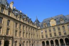 La Sorbonne Fotografia Stock