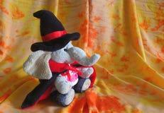La sorcière la plus mignonne pour Halloween ! ! Image stock