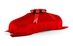 La sorpresa de su coche ideal Imagen de archivo libre de regalías