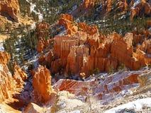 La sosta nazionale del canyon di Bryce, Utah Fotografia Stock