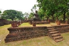 La sosta storica antica di Sukhothai Immagine Stock Libera da Diritti