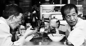 La soupe de nouilles devient plus chère au Vietnam Photographie stock libre de droits