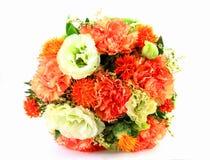 La source colorée fleurit le bouquet Photos stock