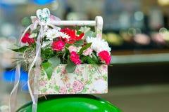 La source fleurit le bouquet Images stock
