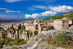 La Spagna antica Immagine Stock