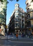La Spagna, Barcellona, il 15 maggio 2016 Fotografia Stock