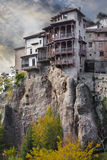 La Spagna, Cuenca Fotografia Stock Libera da Diritti