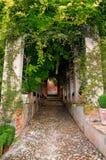La Spagna Granada Alhambra Generalife (4) Immagini Stock