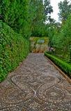 La Spagna Granada Alhambra Generalife (20) immagine stock libera da diritti