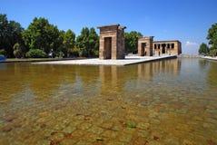 La Spagna Madrid Fotografia Stock
