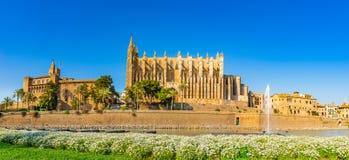 La Spagna Palma de Majorca Immagine Stock