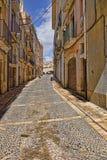 La Spagna, Tarragona Fotografie Stock