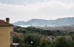 La spezia Royalty Free Stock Photo