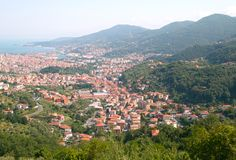 La spezia Royalty Free Stock Photography