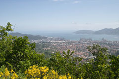 La spezia Royalty Free Stock Photos
