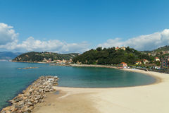 La Spezia gulf, Italy. Stock Photography