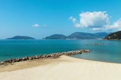 La Spezia gulf, Italy. Royalty Free Stock Photography
